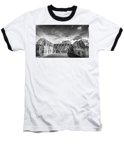Inca Walls. Baseball T-Shirt