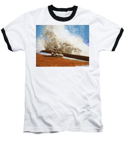 Incoming Baseball T-Shirt