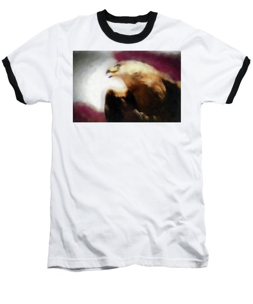 Independence Eagle Baseball T-Shirt