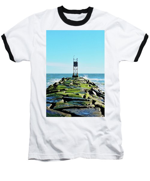 Indian River Inlet Baseball T-Shirt