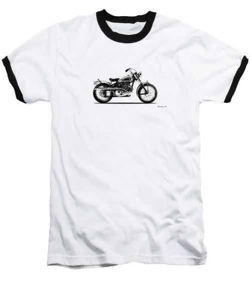 Indian Warrior Tt Baseball T-Shirt