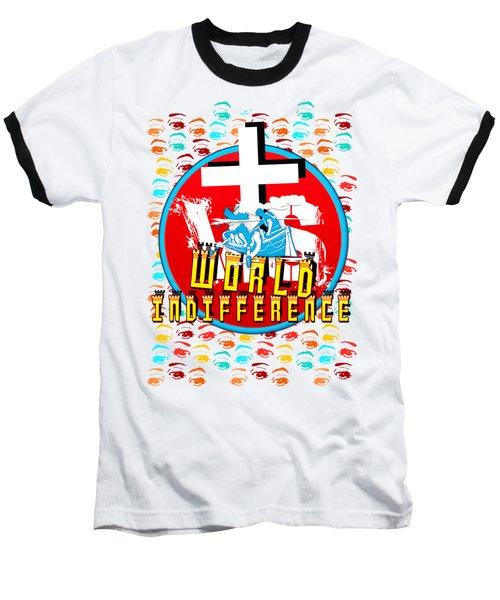 Indifference Baseball T-Shirt