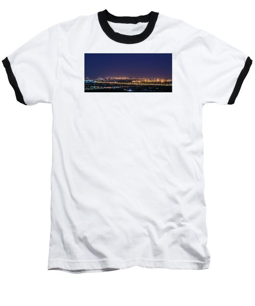 Industrial City Baseball T-Shirt