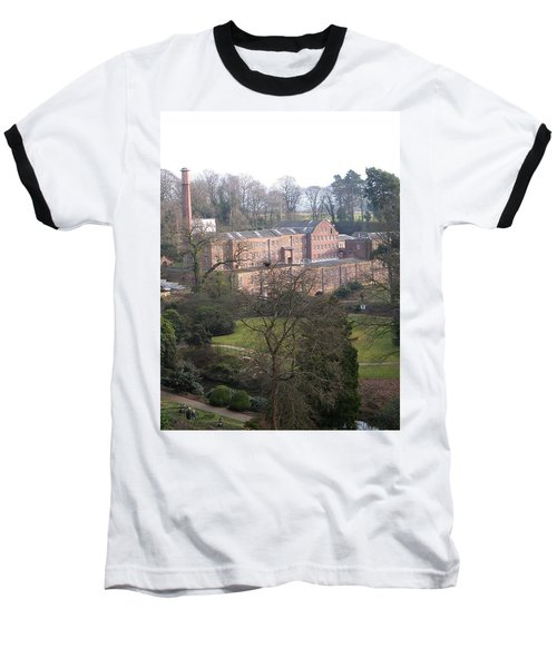Industrial Heritage Baseball T-Shirt