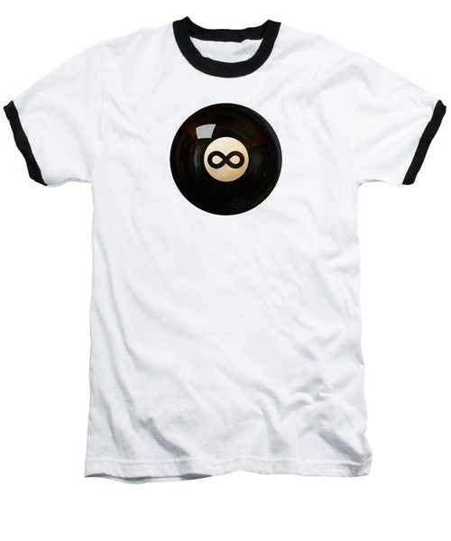 Infinity Ball Baseball T-Shirt