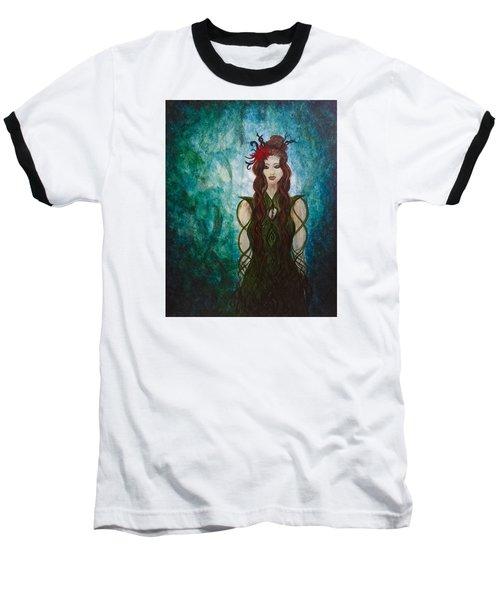 Infinity Goddess Baseball T-Shirt