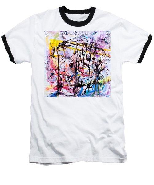 Information Network Baseball T-Shirt