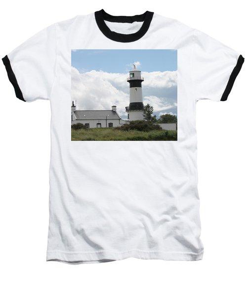 Inishowen Lighthouse Baseball T-Shirt