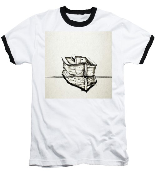 Ink Boat Baseball T-Shirt
