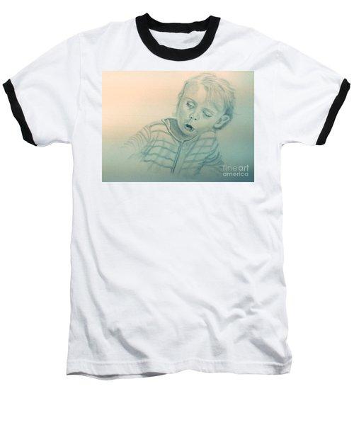 Inquisitive Child Baseball T-Shirt
