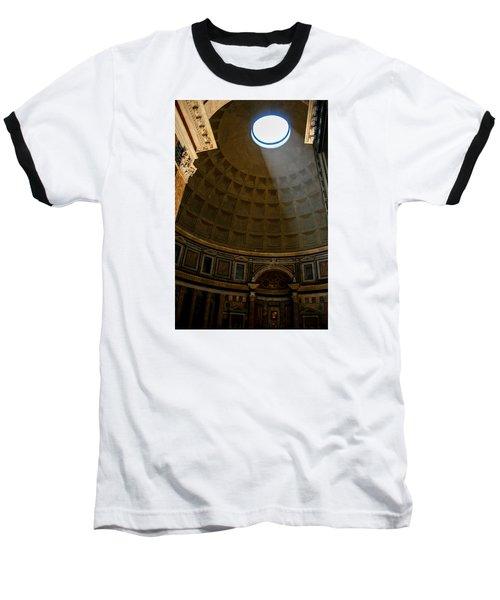 Inside The Pantheon Baseball T-Shirt