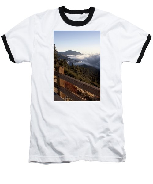 Inspiration Point Baseball T-Shirt by Ivete Basso Photography