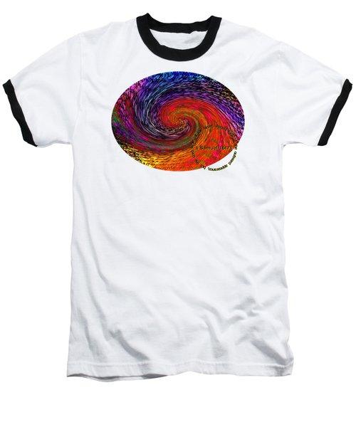 Inspirational - God Looks Upon The Heart Baseball T-Shirt