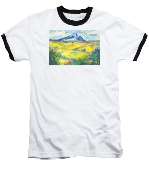 Inspired By Cezanne Baseball T-Shirt by Connie Schaertl