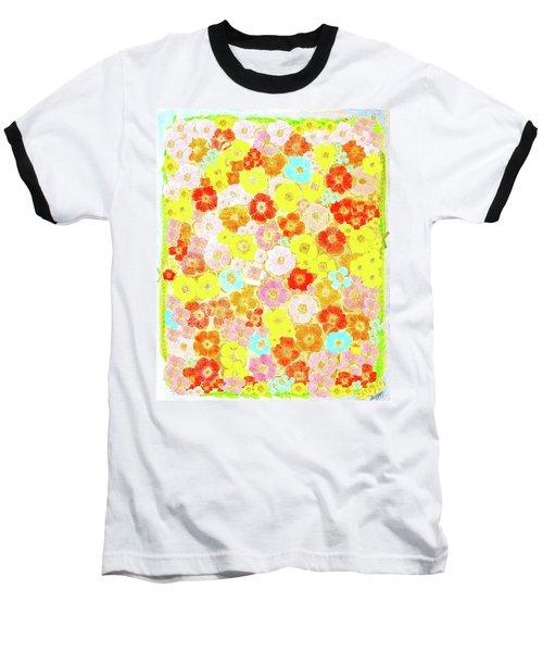 Inspired By Persimmon Baseball T-Shirt by Lorna Maza