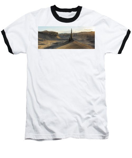 Baseball T-Shirt featuring the photograph Inspired Light by Dustin LeFevre