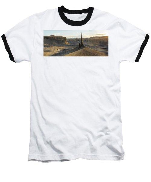 Inspired Light Baseball T-Shirt by Dustin LeFevre