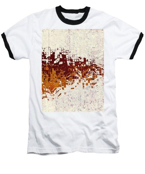 Insync Baseball T-Shirt by The Art Of JudiLynn