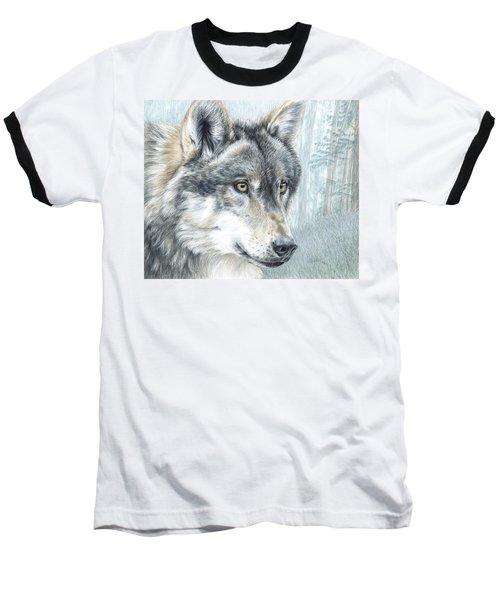 Intent Eyes Baseball T-Shirt