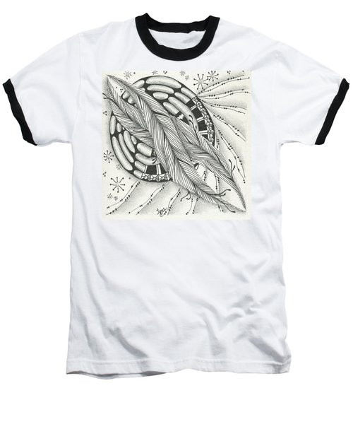 Into Orbit Baseball T-Shirt
