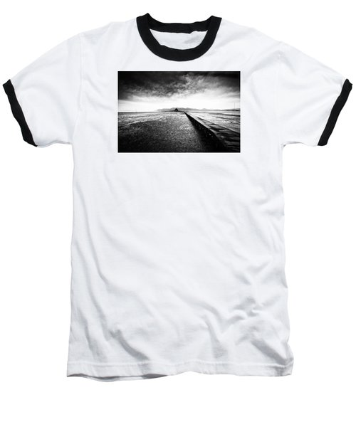 Into The Landscape Baseball T-Shirt