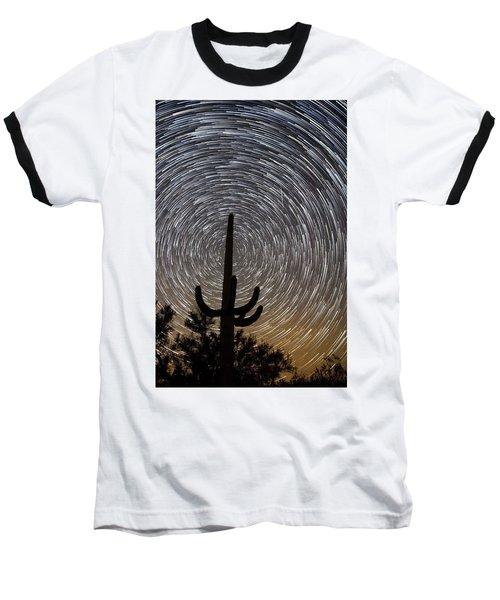 Into The Night Baseball T-Shirt