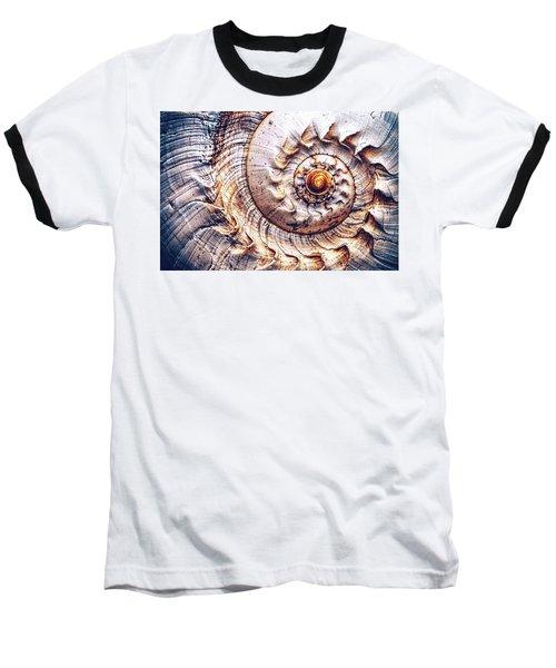 Into The Spiral Baseball T-Shirt