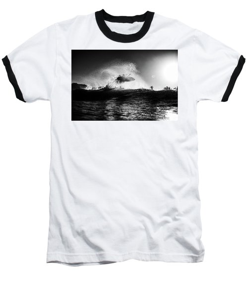 Into The Sun Baseball T-Shirt