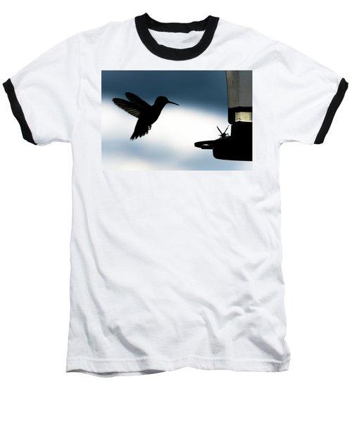 Intruder Alert Baseball T-Shirt