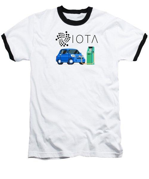 Iota Electric Charger Baseball T-Shirt