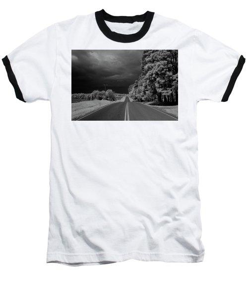 Iowa Sac Fox Drive Baseball T-Shirt