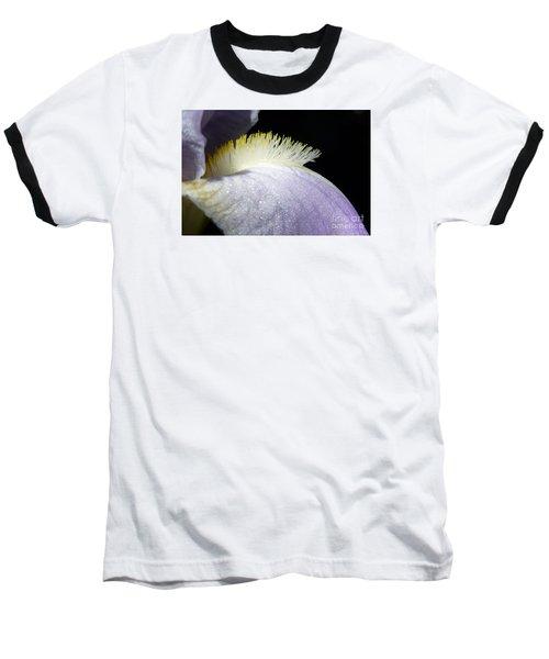 Baseball T-Shirt featuring the photograph Iris by Jean Bernard Roussilhe