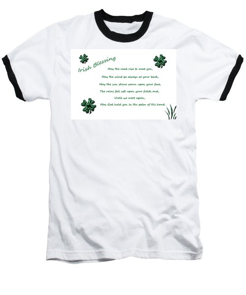 Irish Blessing 2 Baseball T-Shirt