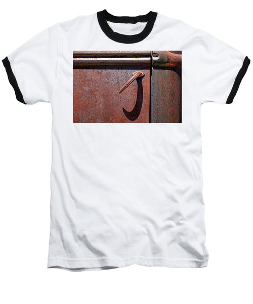 Baseball T-Shirt featuring the photograph Irrustistible by Christopher McKenzie