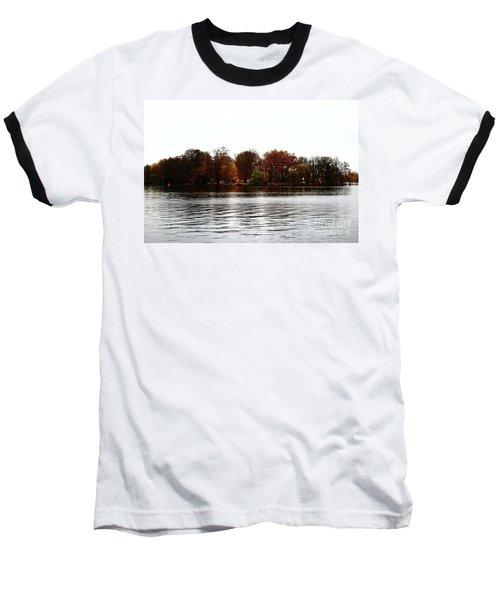 Island Of Trees Baseball T-Shirt