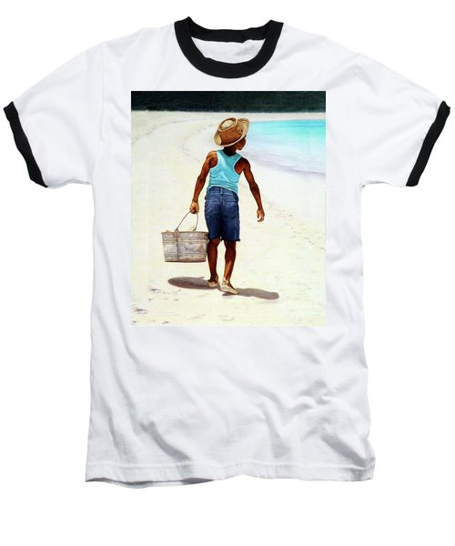 Island Paradise Baseball T-Shirt