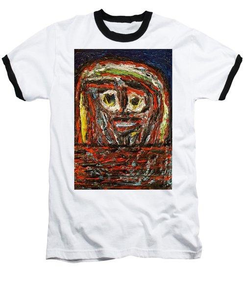 Isolation   Baseball T-Shirt by Darrell Black