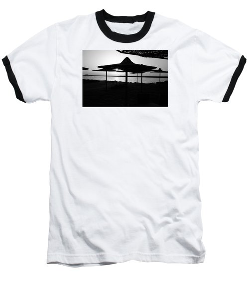 Baseball T-Shirt featuring the photograph It Can Be Done by Jez C Self