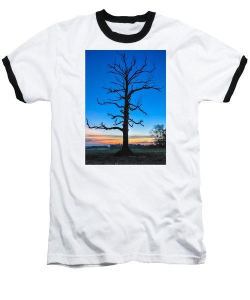 It Endures Baseball T-Shirt by Wayne King