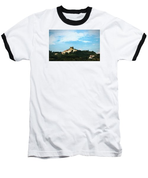 Italian Countryside Baseball T-Shirt