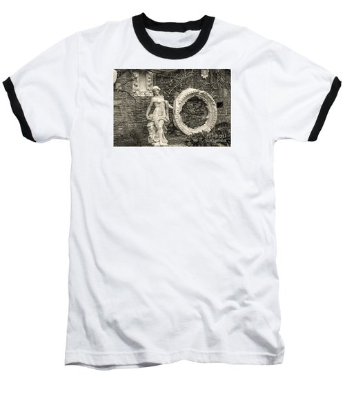 Italian Garden Baseball T-Shirt