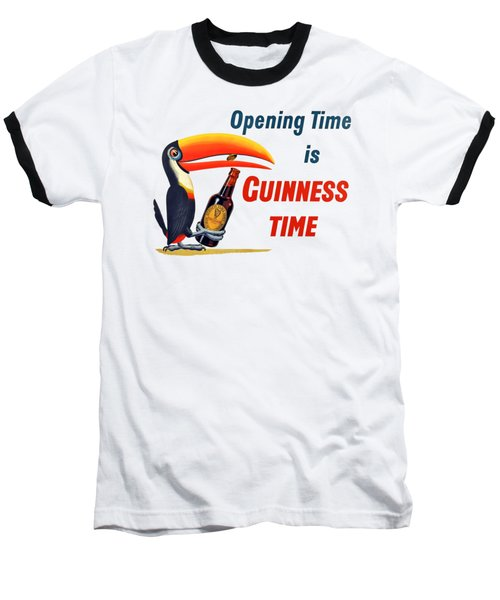 It's Opening Time Baseball T-Shirt