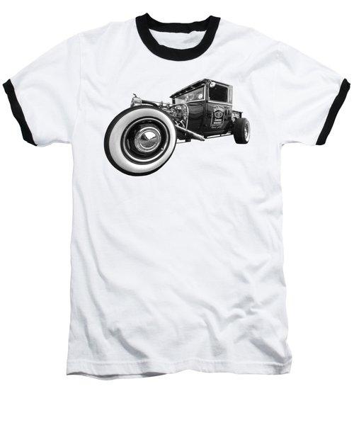 Jack Daniels Vintage Hot Rod Delivery Baseball T-Shirt