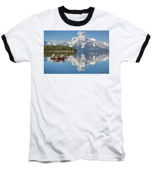 Jackson Lake, Gtnp Baseball T-Shirt