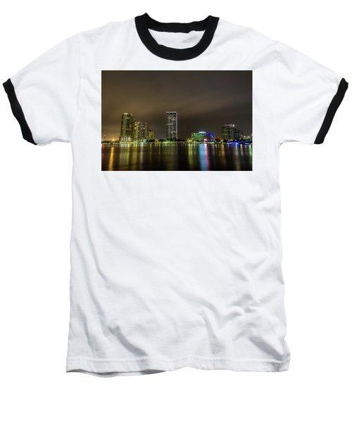 Jacksonville Landing Baseball T-Shirt