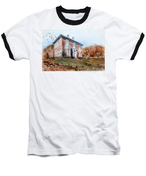 James Mcleaster House Baseball T-Shirt