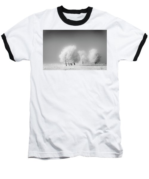 January Frost Baseball T-Shirt