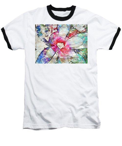 Japanese Magnolia  Baseball T-Shirt