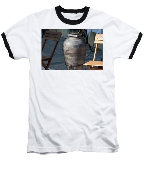 Baseball T-Shirt featuring the photograph Jar by Bruno Spagnolo