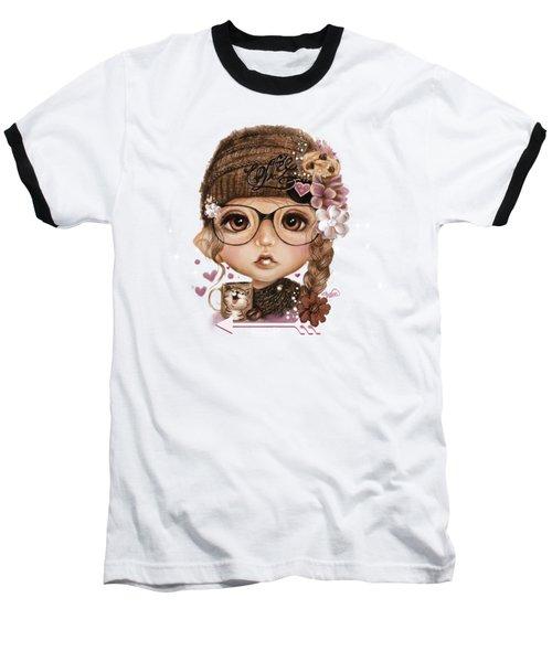 Java Joanna Baseball T-Shirt